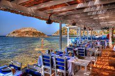Gumusluk Bodrum by dogukan canakkale on Wonderful Places, Beautiful Places, Costa, Turkey Places, Crete Greece, Turkey Travel, Famous Places, Antalya, Istanbul Turkey