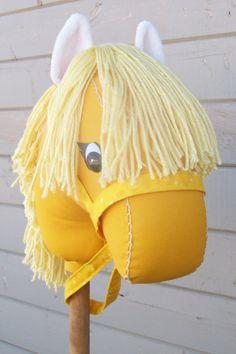 Sunshine Stick Horse