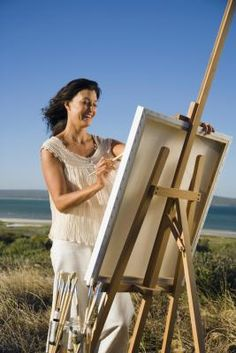 Instructions To Build An Artist Easel