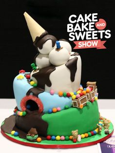 Australian Cake Decorating Championships is the worlds richest cake competition showcasing cake and sugarcraft masterpieces from Australia's leading artists Cake Competition, Rich Cake, No Bake Cake, Cake Decorating, Birthday Cake, Sweets, Baking, Desserts, Tailgate Desserts