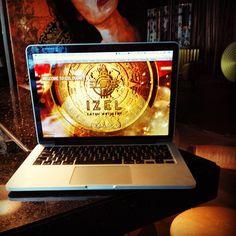 Website is live! WWW.DUBAI.IZEL.COM