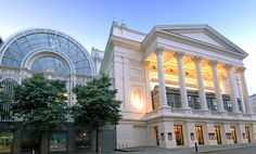 Royal Opera House, Covent Garden, London UK
