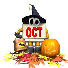 We think of the month of October as the 10 th  month in the calendar year. However, the word oc...