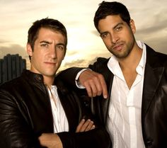 CSI: Miami Mr. Wolf and Eric Delko; I hope these 2 NEVER leave the show. <3