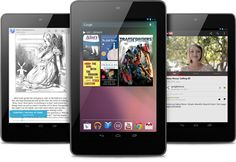 Preview Google Nexus 7