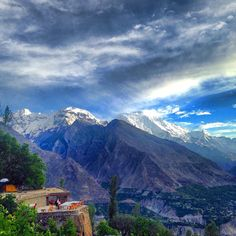 Eagle's Nest Hotel, Hunza, Pakistan