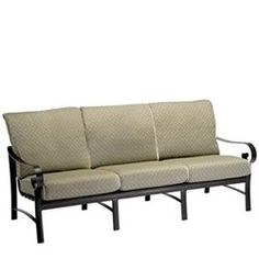 (CLICK IMAGE TWICE FOR UPDATED PRICING AND INFO) #home #patio  #sofa #outdoor #outdoorsofa #patiosofa #gardensets #loungechair #outdoorpatiosofa  see more patio sofa at http://zpatiofurniture.com/category/patio-furniture-categories/patio-sofa/ - Wilshire Cushioned Sofa – Cushion – Aluminum Patio Furniture « zPatioFurniture.com