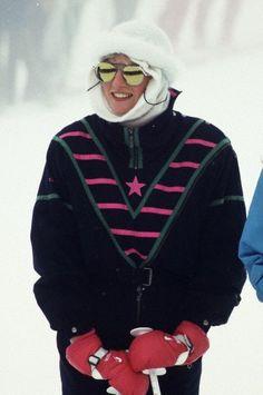 Princess Diana Royal Holiday