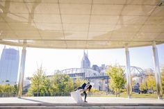 Downtown Nashville wedding!