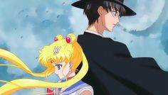 Welcome to my Sailor Moon gallery! All Sailor Moon pictures, all the time! Sailor Moon Crystal, Sailor Moon Gif, Sailor Moons, Sailor Moon Fan Art, Sailor Scouts, Wallpapers Sailor Moon, Dark Kingdom, Wedding Couple Cartoon, Tuxedo Mask