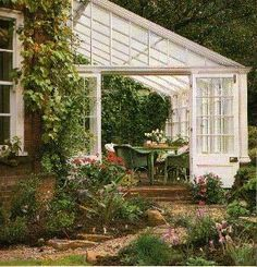 putting a sun room that doubles as a green house on the back of my home (it's mostly a green house) it'll be something like this but larger I think I care more about this room then the rest of the house right now