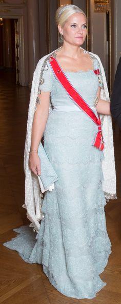 Princess Mette Marit of Norway - 13.10.2014