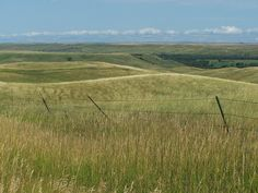 Beautiful landscape in South Dakota! Out in the Ministry.....