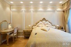 ЖК Welton Park: интерьер, фотография, квартира, дом, спальня, классика, ампир, неогрек, палладианство, 10 - 20 м2, цветная фотография, архитектурная фотография #interiordesign #photo #apartment #house #bedroom #dormitory #bedchamber #dorm #roost #classicism #10_20m2 #colorphoto #architecturalphotography arXip.com