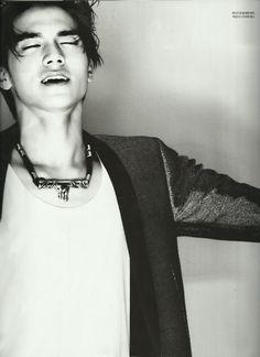 Teen Top's CAP // L'Officiel Hommes Korea