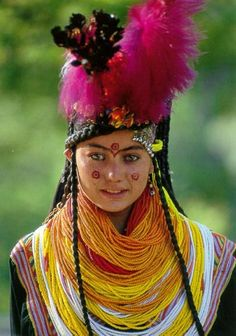 Hidden within the Hindu Kush mountains is a mysterious and ancient tribe of people called the Kalash Kafirs, translated literally as the 'black-dressed infidels of Pakistan'. Some believe they are the legendary direct descendants of the armies of Alexander the great and that they are a living link back to Ancient Greece. Source: Sacred Familiar