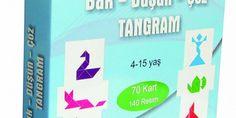 Bak -Düşün – Çöz Tangram