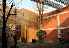 Red Brick Galleries by Ai Weiwei at Cao Cahng Di, Beijing
