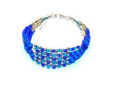 Bracelet made with toho beads