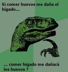 mjh.#Chistes #Humor #Filosoraptor