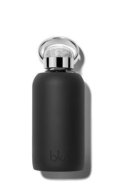 Proceeds to Charity! BKR and Swarovski Created the Fanciest Water Bottles Ever - Platinum Jet from InStyle.com