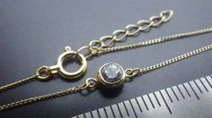 18K x White Sapphire bracelet / SriLanka 18Kxホワイトサファイア ブレスレット / スリランカ