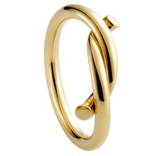 Cartier Entrelaces Ring is sooo Pretty