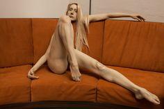 Monica Piloni (Brazilian, b. 1978, based São Paulo, Brazil) - 1: Would You Want My Soul? (Haverias de Querer Minha Alma?), 2014 2: And I Ask Myself: Why? (E eu Pergunto: Por Quê?), 2014 Sculpture/Photography 3,4: Ballerina II, 2014 Resin, Hair,...