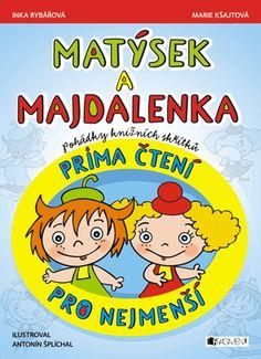 Matýsek a Majdalenka – prima čtení pro nejmenší | www.fragment.cz