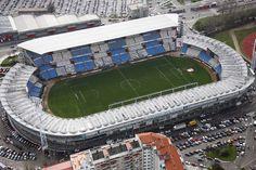 Estadio Balaídos – Celta Vigo – Capacity: 32.500