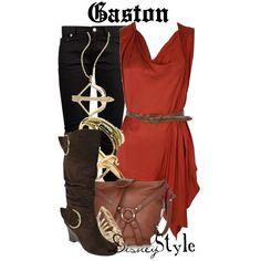"""Disney Style : Gaston"" by missm26 on Polyvore"