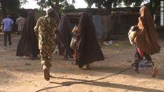 Boko Haram releases 21 Chibok girls to Nigerian government, source says - CNN.com