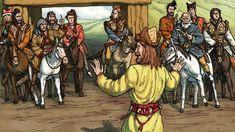 Interactive Stories, Image C, Dragon, King, Art, Art Background, Kunst, Dragons, Performing Arts