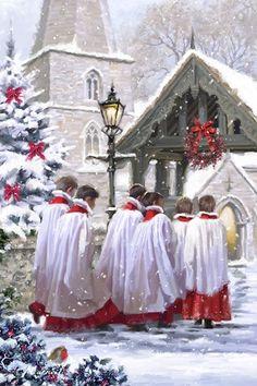 Church Choir ~ Richard Macneil