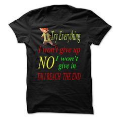 Try Everything T-Shirts, Hoodies. ADD TO CART ==►…