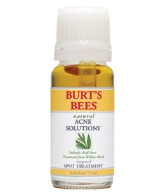 """Love all the Burt's Bees products - but this is the best for my """"adult acne"""" problems."""