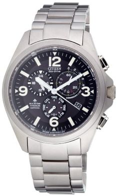 Citizen Promaster Funkchronograph Herrenuhr As4030-59E | Your #1 Source for Watches and Accessories