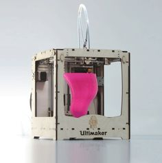 3D printers: Ultimaker, another kit version .