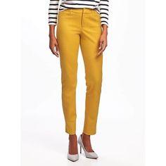 d1c8e84cd242 Mid-Rise Pixie Ankle Pants for Women