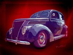 38 Ford Deluxe - How to Make a Rat Rod of It! - Eight Window Four Door from VivaChas!