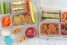 25 Healthy Back to School Lunch Ideas