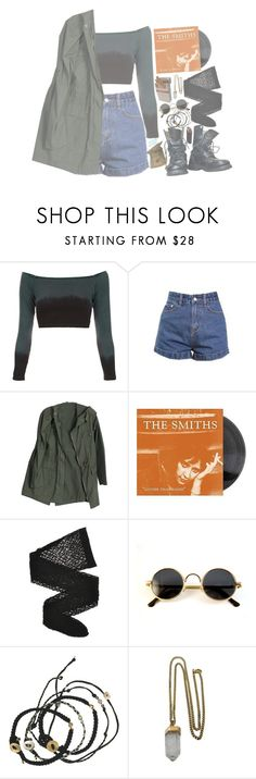 """""""Untitled #225"""" by i-am-not-the-enemy ❤ liked on Polyvore featuring Motel, Wolford, Scosha and Lacey Ryan"""
