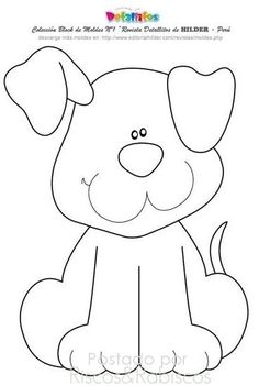 Baby Animals Crafts For Kids Coloring Pages Best Ideas Applique Templates, Applique Patterns, Applique Quilts, Applique Designs, Sewing Patterns, Animal Templates, Quilt Baby, Baby Quilt Patterns, Owl Patterns