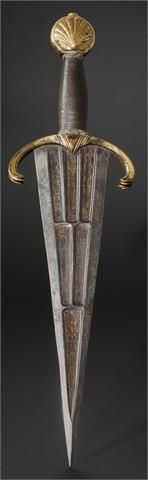 An Upper Italian deluxe dagger, presumably Ferrara, circa 1500/1510
