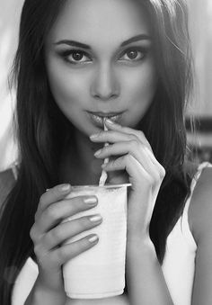 Image result for sexy mouth drinking from straw