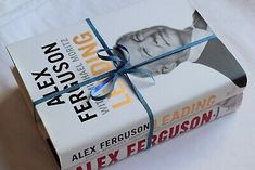 "Alex Ferguson Hardback Book Bundle: Leading & My Biography Good / Very Good Condition. Alex Ferguson - MY BIOGRAPHY (Hardback book). ""An inspirational and straight talking book. Sir Alex reveals the secrets behind his record breaking career""."