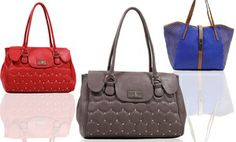 626bd07f7519 Groupon - Ruby Blue Couture Handbags. Multiple Colors and Designs Available.  in Online Deal