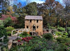 The Old Mill, North Little Rock , Arkansas - was using in Gone With The Wind