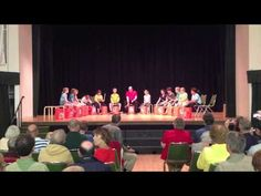 Mary Knysh Workshops: 3rd Graders on Bucket Drums - YouTube