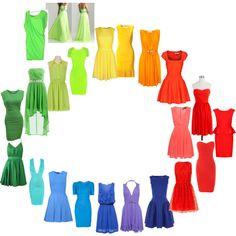 Bright Spring dresses